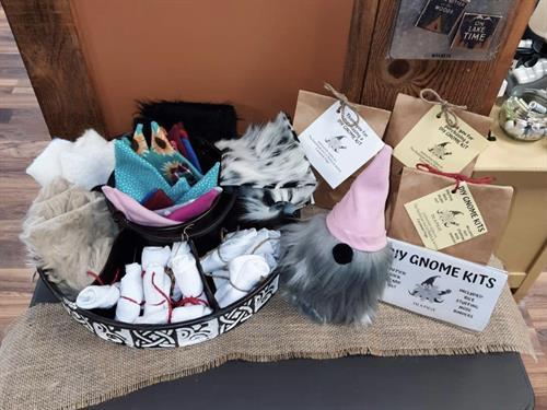 DIY Gnome Kits