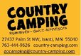 Country Camping Tent & RV Park on the Rum River