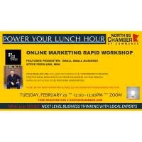 February Power Your Lunch Hour 2.23.21