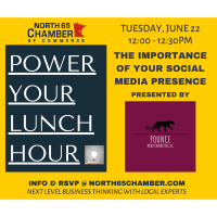 June Power Your Lunch Hour Follow Up