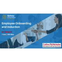Employee Onboarding and Induction with Collins McNicholas