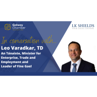 Galway Chamber in Conversation with... Leo Varadkar, An Tánaiste, Minister for Enterprise, Trade and Employment and Leader of Fine Gael