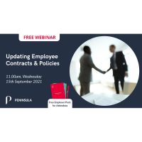 Updating Employee Contracts & Policies