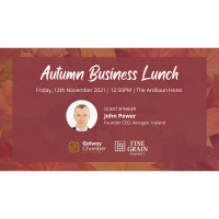 Galway Chamber Autumn Business Lunch