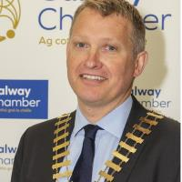 J.P. Gilmartin elected as the new President of Galway Chamber