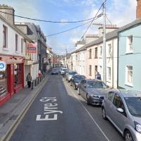 Footpath Renewal - Eyre Street