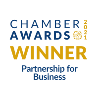 Galway Chamber wins Best Partnership for Business Award at Chamber Awards 2021