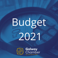 Galway Chamber calls on businesses input for Budget 2021