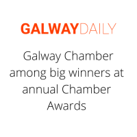 Galway Daily : Galway Chamber among big winners at annual Chamber Awards