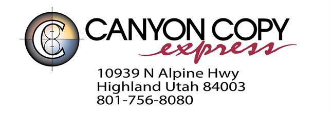 Canyon Copy