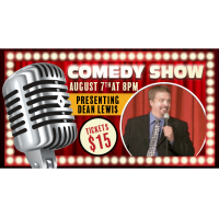 Live Comedy at Shenaniganz Live! With Dean Lewis