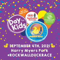 2021 Southwest Kia Rockwall Rubber Duck Regatta