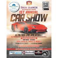 Iron Ranch Business Park 1st Annual Car Show