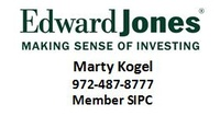 Edward Jones - Marty Kogel