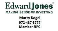 Edward Jones - Marty Kogel