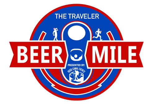 AGYC & Hood Canal Events - Traveler Beer Mile Run Mar 3