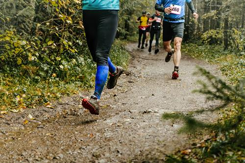Traveler Trail Run - Every Fall (late Sept/early Oct) at Skokomish Park