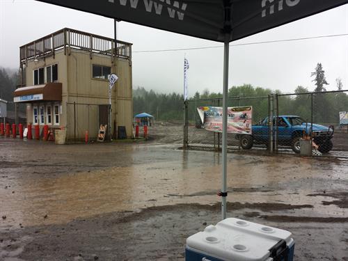 Webfooters Play Day - Rain...what rain?