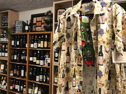Men's Wine Shirts