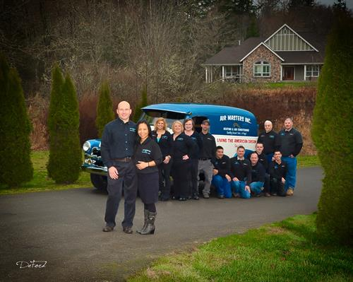 Air Masters Heating Team