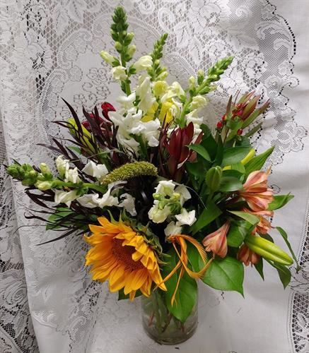 custom arrangments are our fav!