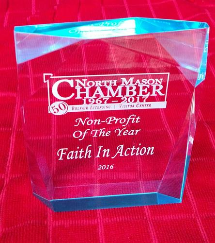 NM Chamber Non Profit of The Year