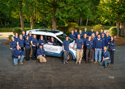 Hood Canal Communications Team