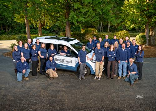 Hood Canal Communications Team