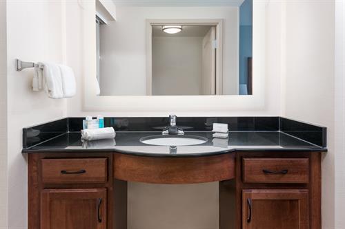 Standard Suite Vanity