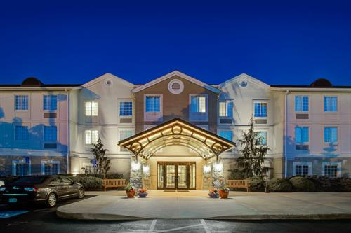 Welcome to the Staybridge Suites