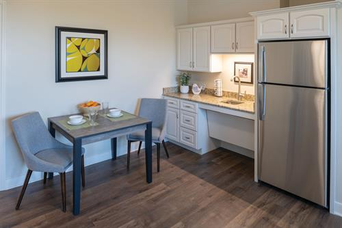 Assisted Living Apartment