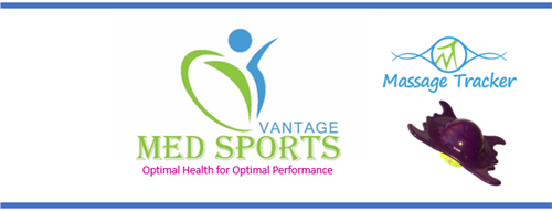 Med Sports Vantage patents Massage Tracker