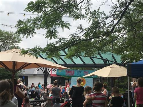 Tunes on Tuesday in Northville