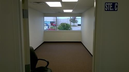 Currently two offices waiting for your business!