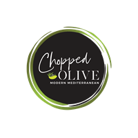 Chopped Olive Modern Mediterranean