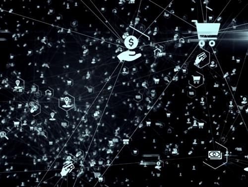 Crypto Data Mining - The People's Network and the internet of things