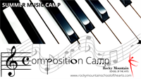Summer Music Camp; Composition Camp