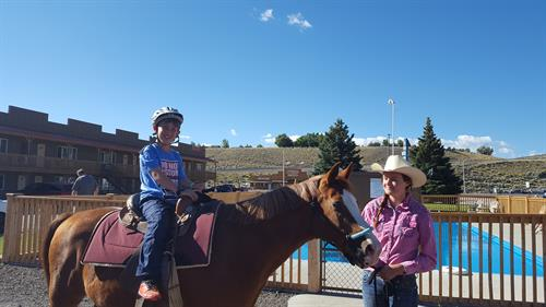 Free Horse Rides