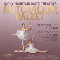 RMDT's 22nd Annual Nutcracker Production