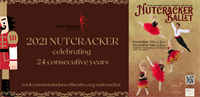 RMDT's 24th Annual Nutcracker Ballet