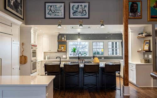 Kitchen Remodel Designed by Yancy Interiors + Home