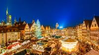 European Holiday Adventure: Germany, Switzerland & France 6-Nights + Air from ORD from $2386 PP/DO for departure December 2019