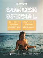 CryoEffect Summer CryoSculpting Special