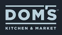 10% or 15% off Entertain with Dom's