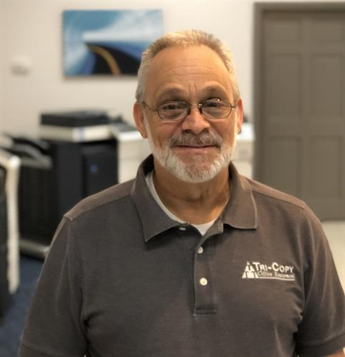 Brian Holmes, Service Manager