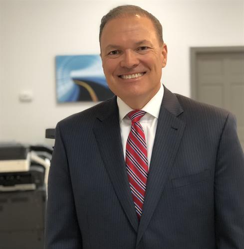 Derek Mills, Owner