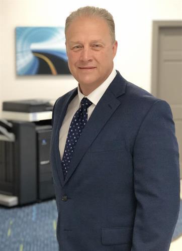 Paul Conner, Director of Sales