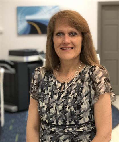 Sandi Ruttinger, Senior Administrator