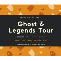 Ghost & Legends Tour