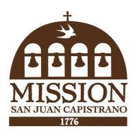 Capistrano Lights at Mission San Juan Capistrano